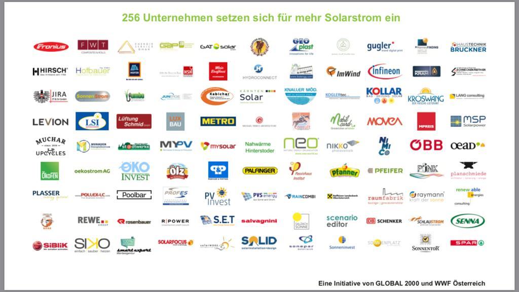 Initiative Solarstrom